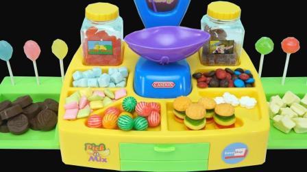 汪汪队12种口味的棒棒糖泡泡糖超市