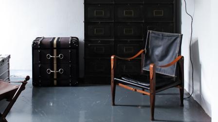 30万的LV中古箱拿来当茶几,却连一把破椅子都舍不得扔?