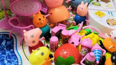 《小猪佩奇》今年乔治过生日, 小朋友们纷纷来祝贺!