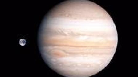 """这个星球里可以装下1300个地球 古罗马称之为""""众神之王"""""""