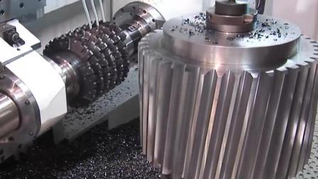 唯美的机械加工, 冰冷的铁也会有浪漫的一刻, 忍不住多看了几遍