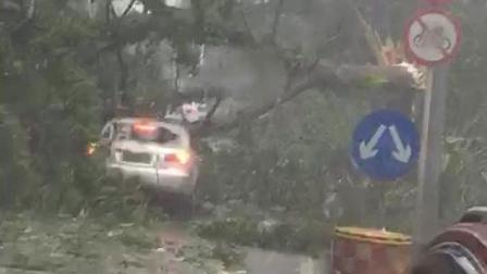 台风来临, 路上一定要注意安全