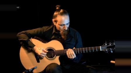 Ryan 夜莺 德国云杉十二雄破布木手工吉他