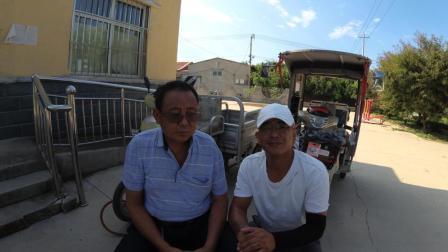 58岁农村大叔脑血栓提前退休, 一个月退休金2000多吗?