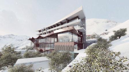 【小隐建筑】西藏·拉萨·布达印象