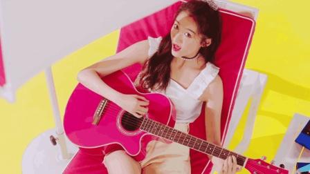 关晓彤新歌《花旗》, 少女时期的感性表述, 太美了吧!