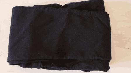 打底裤抽丝不要扔, 教你一招, 简单处理后和新买的一样好看!