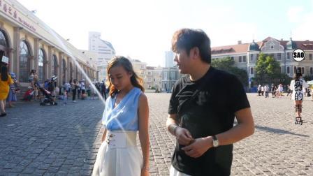 人情味十足的青岛老城区, 发生过一段如此感人的故事