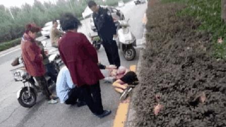 女孩醉酒后晕倒在草丛, 隔天醒来肚子痛, 到医院一检查瘫在地上