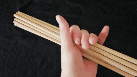 筷子发霉我不扔, 用这5步处理一下, 筷子跟新买的一样