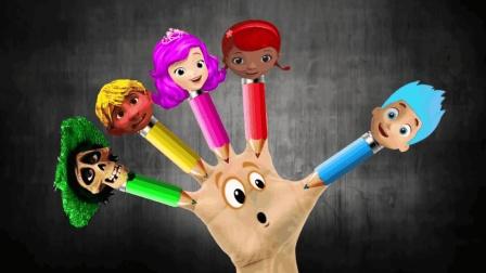 幼儿益智启蒙: 缤纷小手挥一挥, 让小宝宝玩的同时也能认识颜色