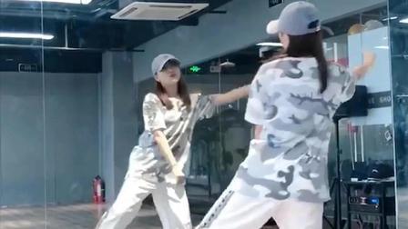 《Byob》舞蹈慢动作教程