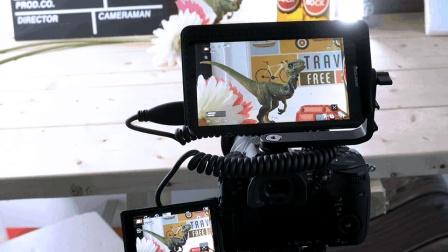 买个监视器能给我们的拍摄带来什么样的体验! 【百视悦s5】