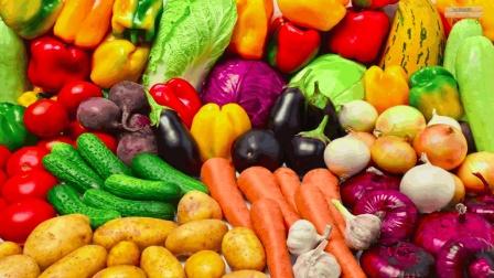 幼儿学习蔬菜, 有这么多的蔬菜大集合, 宝宝快来认识学习下吧