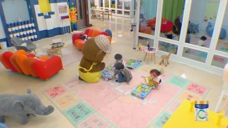 陈学冬的玩具拯救自己, 这时景瑜两人突然出现, 小宝宝瞬间不开心