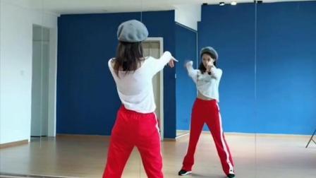 《自作多情》舞蹈慢动作教程