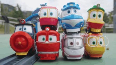 玩具火车嘟嘟 宝宝都喜欢玩的玩具车 边玩边学边成长