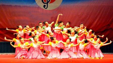 幼儿舞蹈《我爱老师的目光》