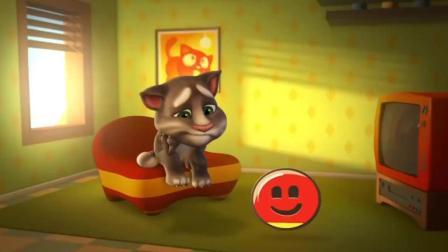 趣味搞笑动画, 我的汤姆猫和安吉拉抑郁了, 怎么逗他都不开心
