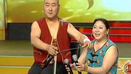 二人转搞笑夫妻, 这男的绝对是妻管严, 后面民间绝活值得一看!