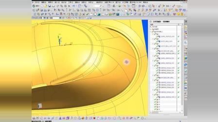 UG编程-鼠标动模编程工艺分析与方式