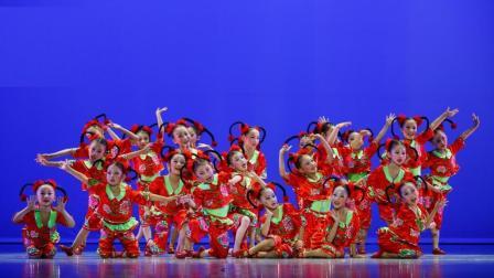 少儿中国舞精彩舞蹈节目表演《梦娃》