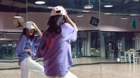 justin朱正廷《姐姐真漂亮》舞蹈分解教程