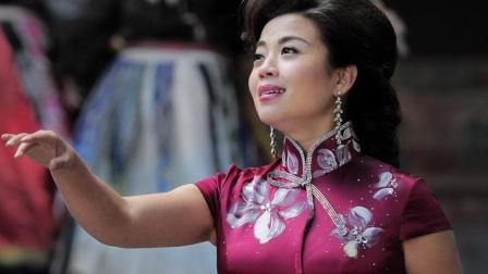 张也《祖国你好》身材婀娜 声音甜美 唯一和董文华齐名歌唱家