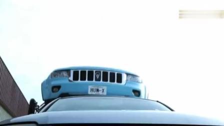 真实存在的变形车辆, 大开眼界了