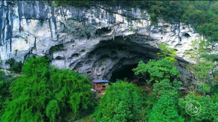 贵州深山一山洞里面竟住了70多口人, 男耕女织, 过着世外桃源生活