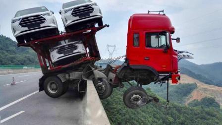 知道的人没有机会说, 国外实测, 时速120km发生车祸会有啥结果?