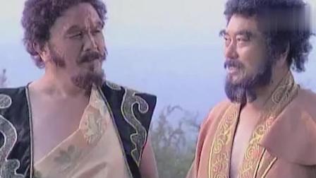 西方接引道人准确预言了佛祖释迦牟尼的出世
