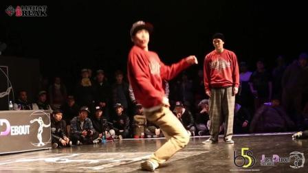 #街舞#【韩国popping街舞比赛】Mo Highe街舞团的一波神操作【www.vrchool.com】