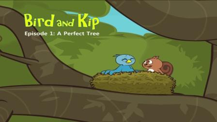 小鸟和吉普   Bird and Kip