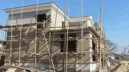 现在在农村盖一栋两层小楼, 要花多少钱? 听听建筑工人怎么说