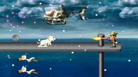 【路米】小白狗库比,灵犬千里寻主人,为了对付一条狗连直升机都用上了?!治愈向萌物Ep9
