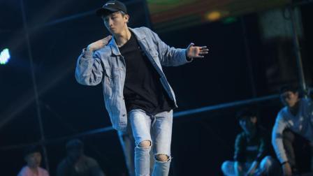 Boogie ChanVS小白-HHI2018广东赛区决赛popping16进8