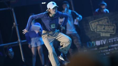 楚楚VSRamy-HHI2018广东赛区决赛locking16进8