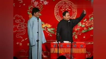 德云社: 侯震说小三国, 老北京的揣手动作, 看着就那么搞笑
