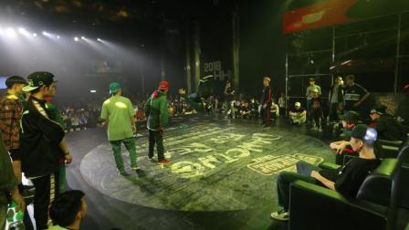 细超镇涛VS小熊鳄鱼-HHI2018广东赛区决赛allstyle16进8
