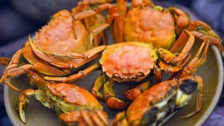 深山这样做秘制美食大闸蟹, 揭开锅盖的那一刻, 我确定我真的看饿了