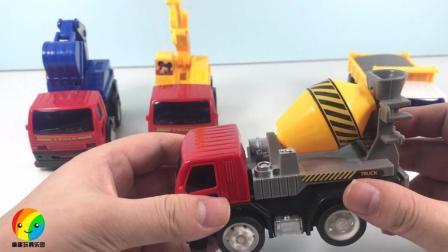 儿童趣味工程车挖掘机玩具