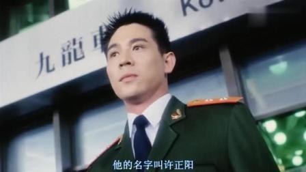 李连杰出演解放军, 打斗干净利索