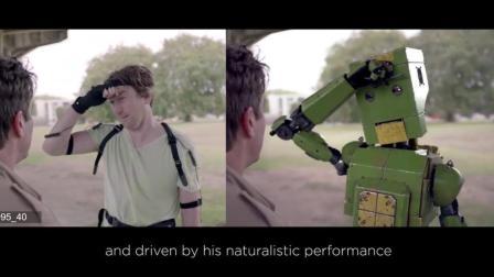 STUDIO LOCAL团队基于Neruon进行三维特效机器人DEMO