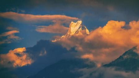 尼泊尔健行ABC+安纳普尔娜+布恩山
