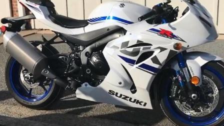 18.6万的铃木GSX-R1000R摩托车, 值得大家购买!