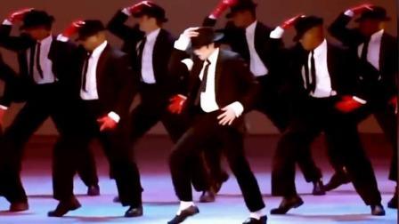 颁奖礼变个人演唱会! 迈克尔杰克逊23年前最强之舞现场, 跨时代的表演!
