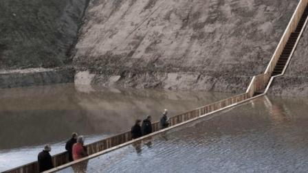 世界上最离奇的桥, 工人们错把图纸拿反, 结果却成了桥梁界的奇迹