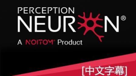 Perception Neuron 18节点套装 全身穿戴设置教程(中文字幕)