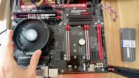 2千元装一台全新电脑主机, 锐龙2200g+技嘉ab350, 核显玩LOL地下城穿越火线游戏, 仅此一家